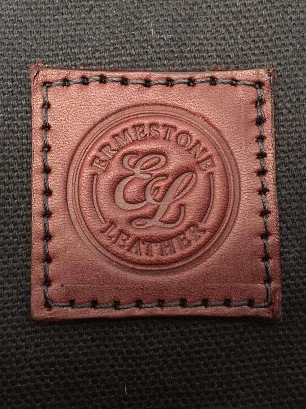 ermestone-leather-pressed-logo