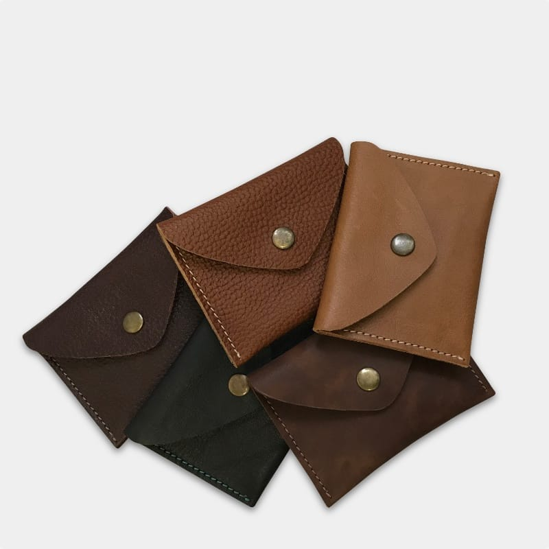 Handmade Leather Goods - Accessories (Mobile)